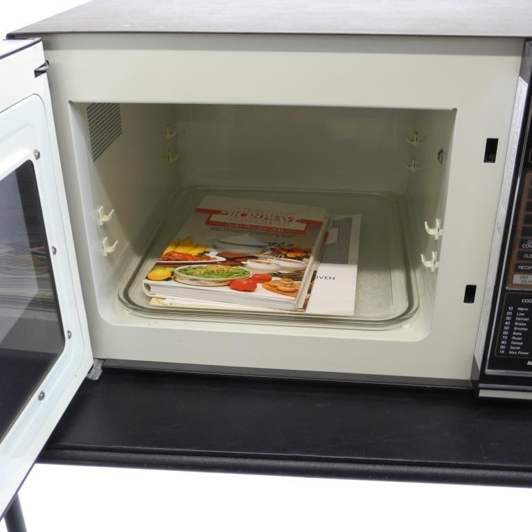 Kenmore Auto Recipe 300 Microwave | GC5 Estate Services