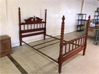 Davis Cabinet Co.Lillian Russell 4 pc Bedroom Suit | HiBid ...