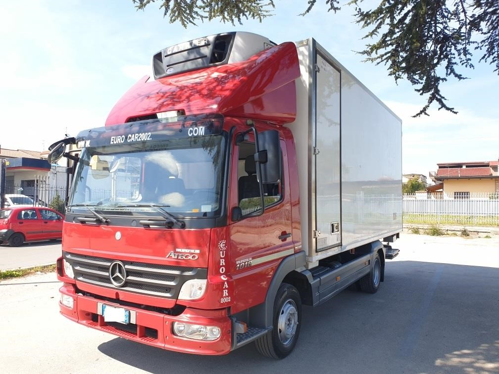 Mercedes-Benz ATEGO 1018 Usato