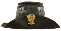 US M1858 INFANTRY HARDEE DRESS HAT