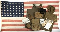 MILITARY COLLECTIBLES - Civil War, Indian Wars, WWI, WWII