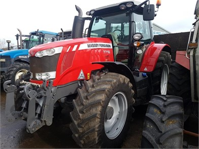 Used MASSEY-FERGUSON 7716 DYNA-6 for sale in Ireland - 1 Listings