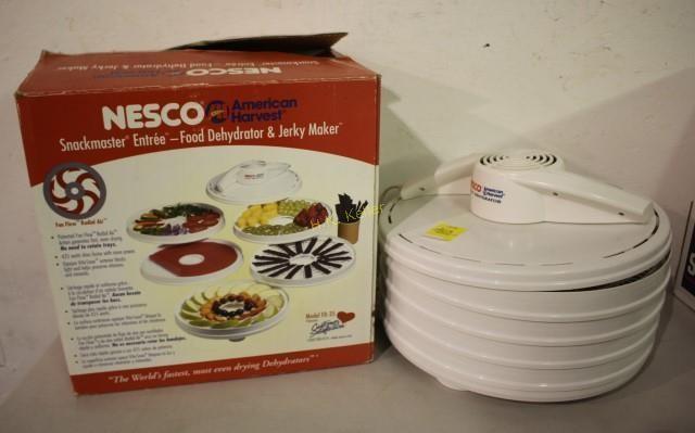 Nesco Food Dehydrator and Jerky Maker | H  K  Keller