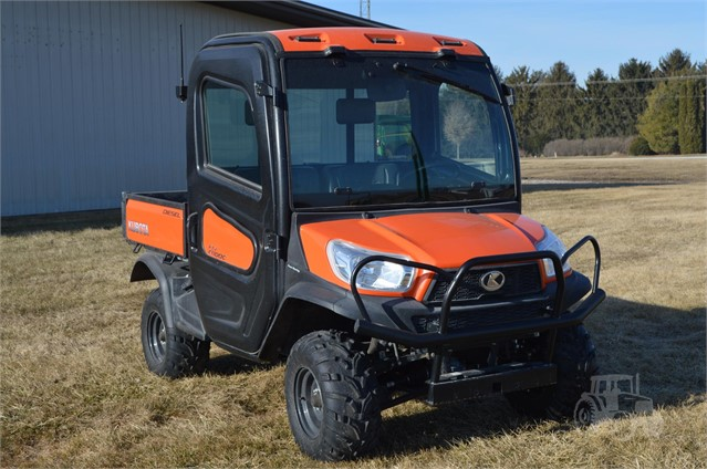 Kubota Rtv 1100 >> 2016 Kubota Rtv X1100c For Sale In Washington Iowa