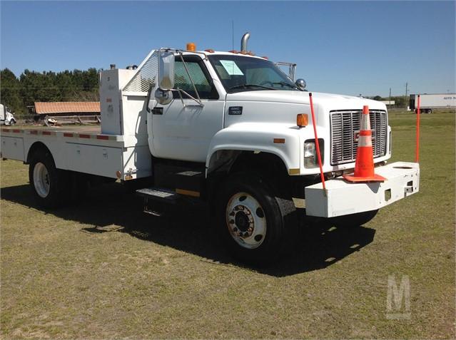 1997 GMC TOPKICK C7500 For Sale In Greeleyville, South Carolina