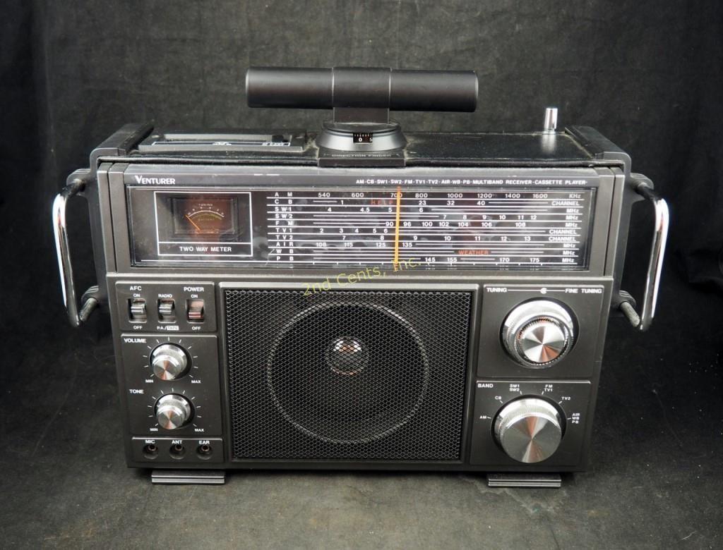 Venturer Multiband Shortwave Radio Receiver 2959-2 | 2nd