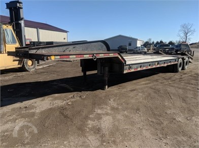 Lowboy Trailers Auction Results - 447 Listings | AuctionTime