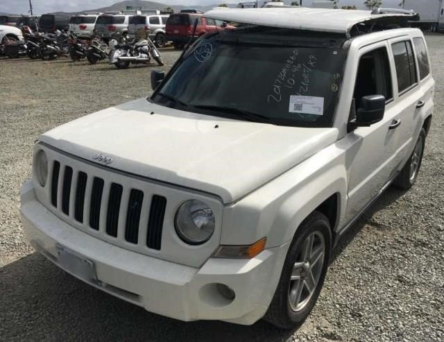 2008 Jeep Patriot | Apple Towing Co