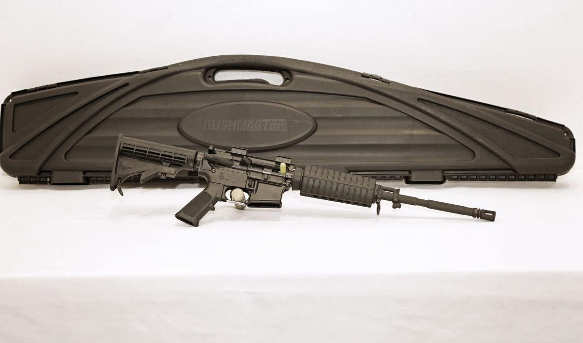 Bushmaster AR 15 223-5 56 Rifle | Musser Bros  Inc