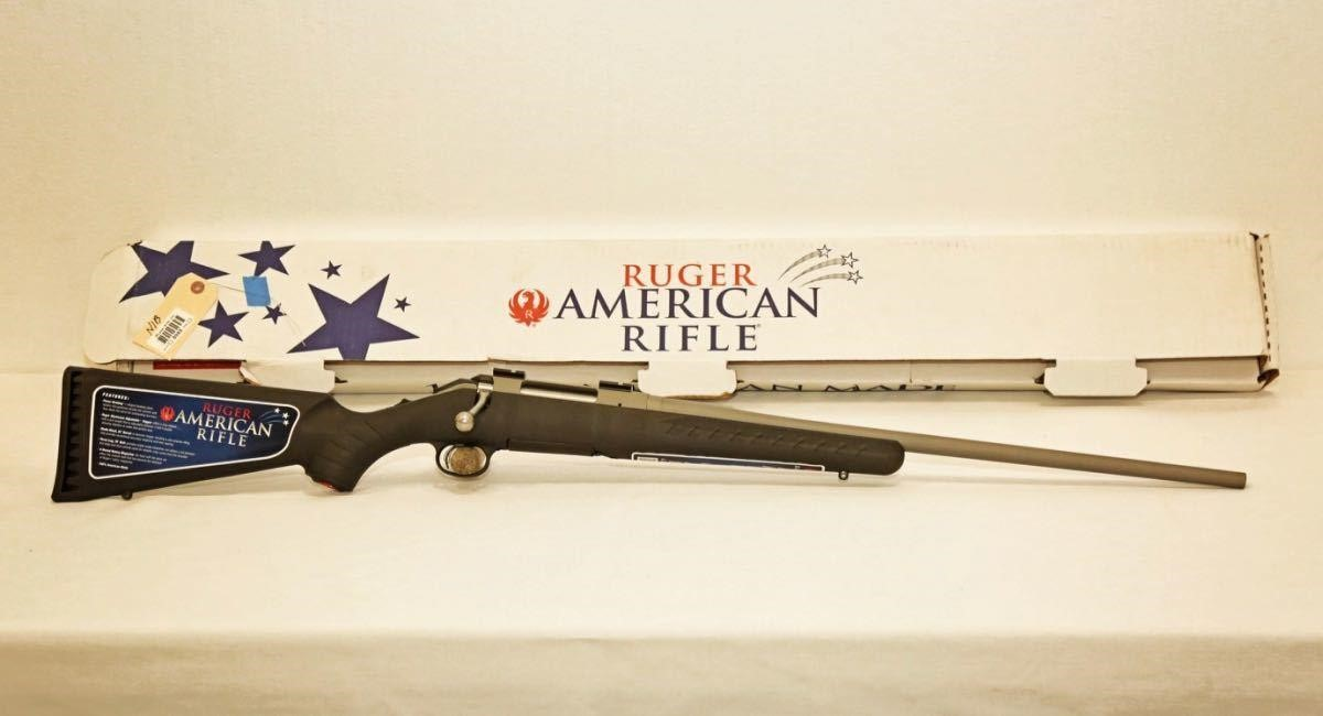 Ruger American 22-250 rem Rifle | Musser Bros  Inc