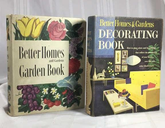Better Homes And Garden Vintage Book Lot Mtc Online Auctions