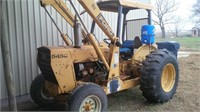 Classic Cars, Tractors and Equipment