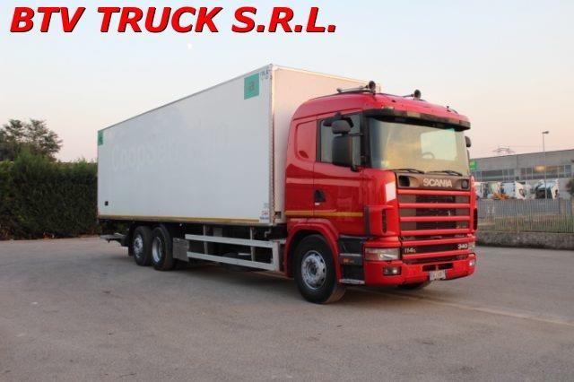 Scania P114L340 Usagé