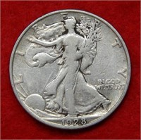 Weekly Coin & Currency Auction 2-23-18