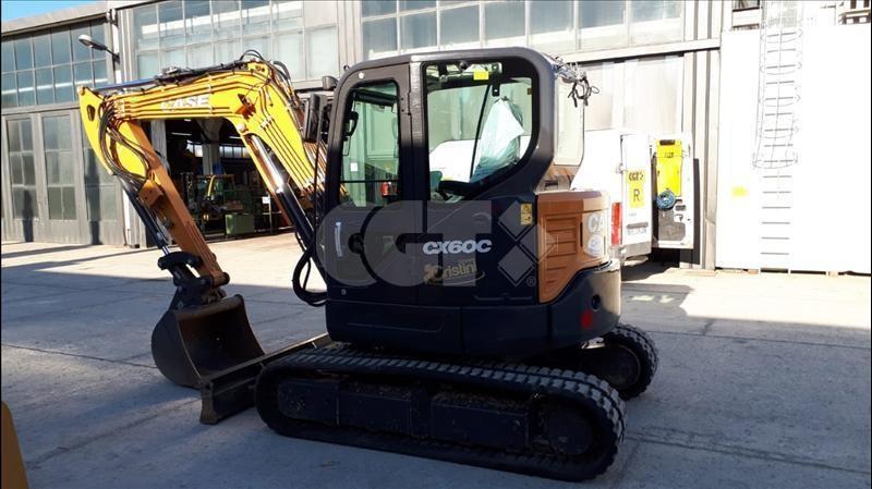 Case CX60C Usato