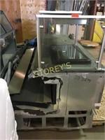 03.15.18 - Vos Foods Inventory, Scrap & Racking Online Auc.