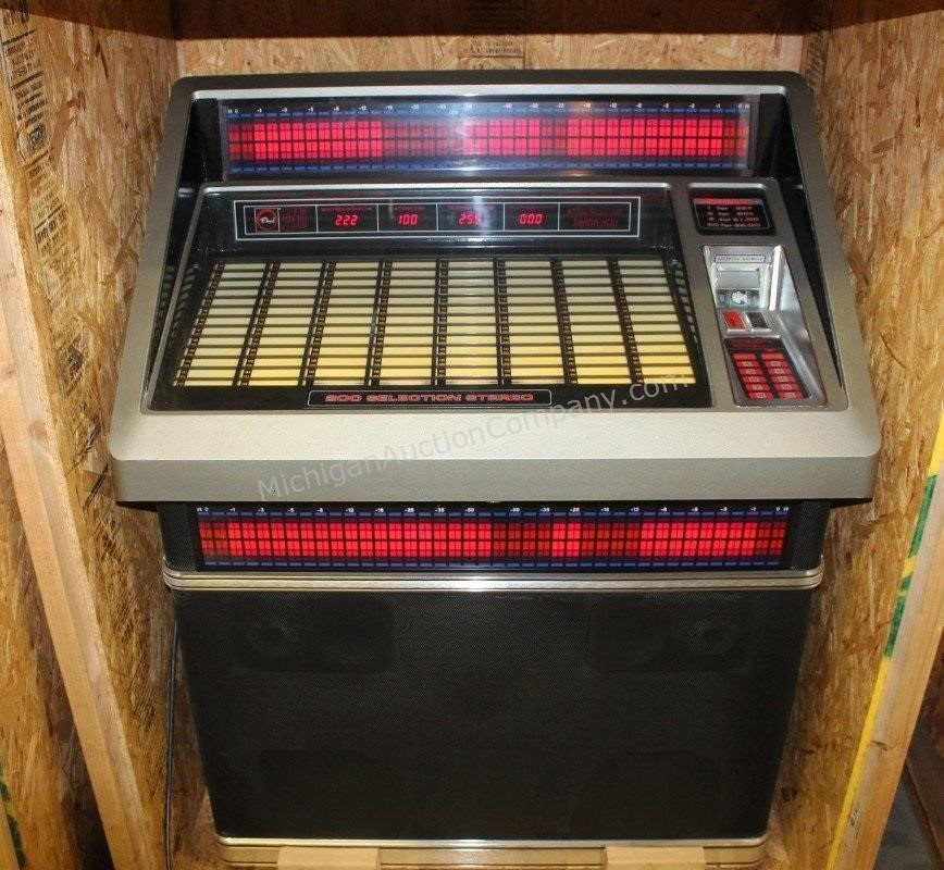 1984 AMI Sapphire Model R89 | HiBid Auctions