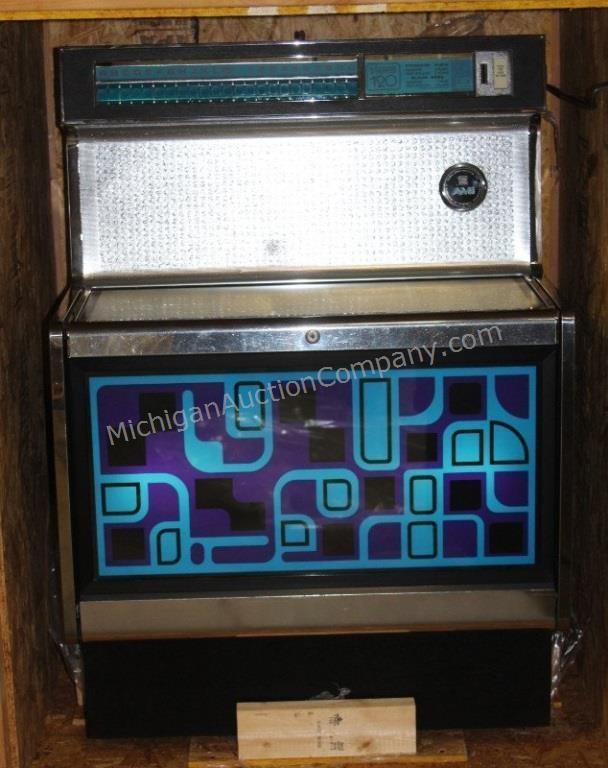 1973 AMI Heritage jukebox Model RI-1 | American Eagle