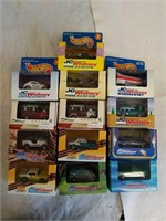 Day 4, Toy Car Collections. Online Only