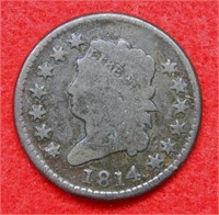 Weekly Coin & Currency Auction 2-16-18