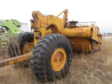 CATERPILLAR Pull Scrapers Auction Results - 23 Listings