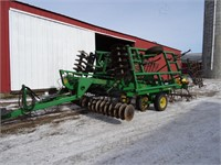Tractors and Farm Machinery Online Retirement Auction