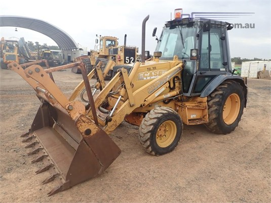 1995 Case 580K Heavy Machinery for Sale