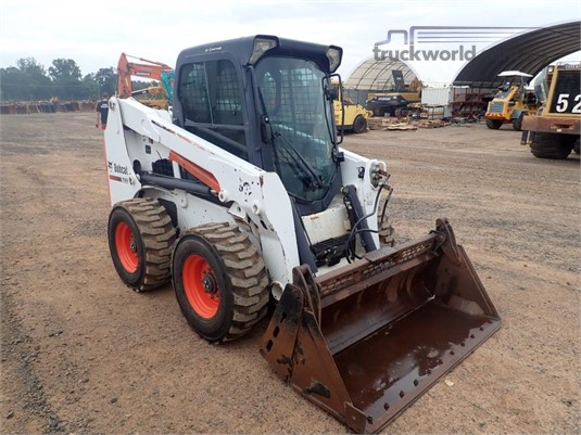 2010 Bobcat S630 Heavy Machinery for Sale