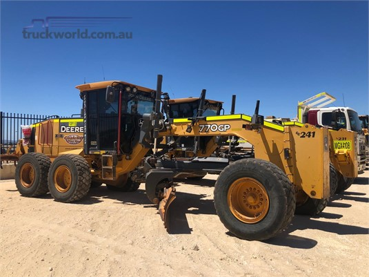 2012 Deere 770GP - Heavy Machinery for Sale