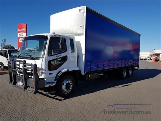 2009 Fuso Fighter FN14 - Truckworld.com.au - Trucks for Sale