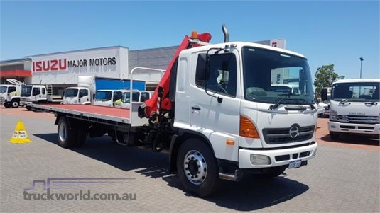 2007 Hino 500 Series 1527 FG Trucks for Sale