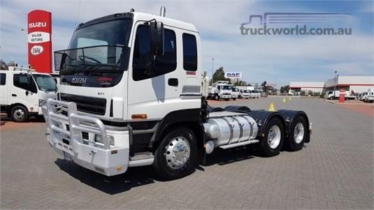 2005 Isuzu Giga EXY 425 Custom Trucks for Sale