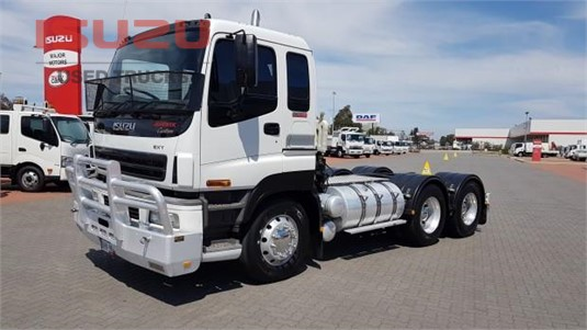 2005 Isuzu Giga EXY 425 Custom Used Isuzu Trucks - Trucks for Sale