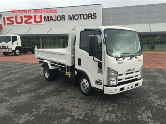2019 Isuzu NLR 45 150 AMT Major Motors - Trucks for Sale