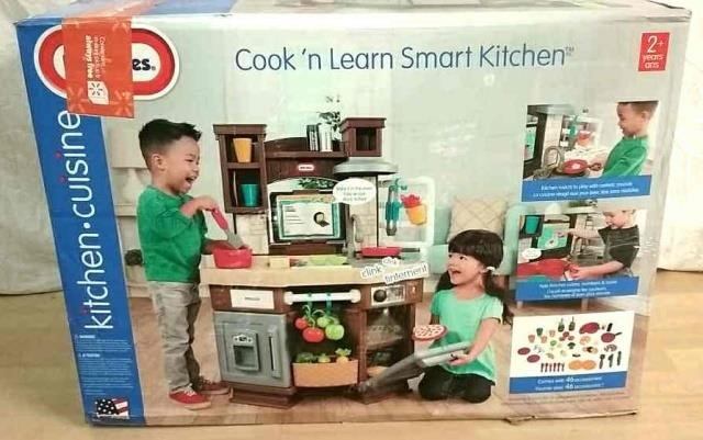 Little Tikes Cook N Learn Smart Kitchen Go2guysauction Com