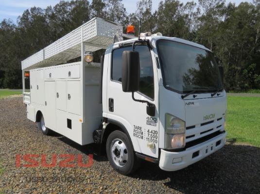 2009 Isuzu NPR400 Used Isuzu Trucks - Trucks for Sale