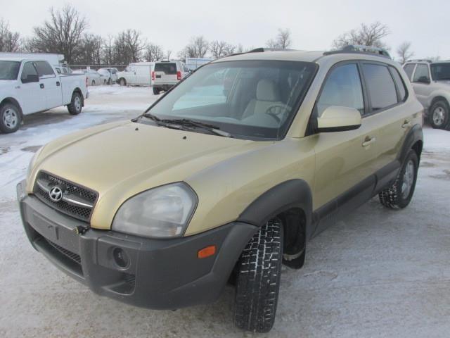 Tucson Car Auction >> 2005 Hyundai Tucson Km8jm12d45u054900 Associated Auto