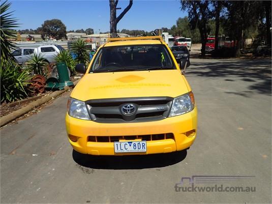 2008 Toyota Hilux - Truckworld.com.au - Light Commercial for Sale