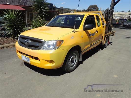 2008 Toyota Hilux Light Commercial for Sale
