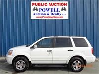 2.3.18  PUBLIC AUTO AUCTION