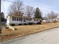 Online Real Estate Auction - 1409 Viley St - Hannibal, MO