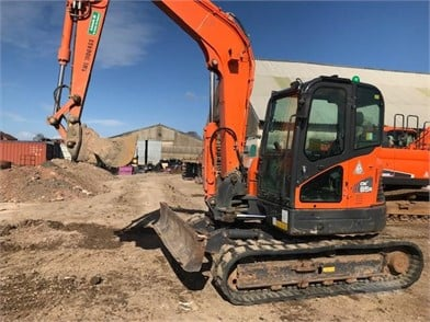 DOOSAN DX85R-3 For Sale - 35 Listings | MachineryTrader co