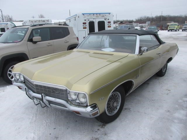 1970 Chevrolet Impala 2 Dr Convertible 1 646e 12