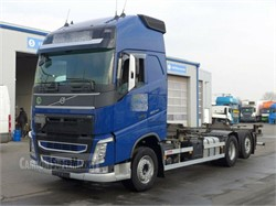 VOLVO FH460  used