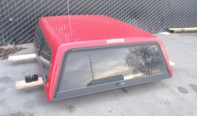 ARE Camper Shell/ Canopy | United Country Musick & Sons