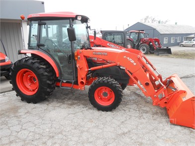 Less Than 40 HP Tractors For Sale In Pittsburg, Kansas - 117