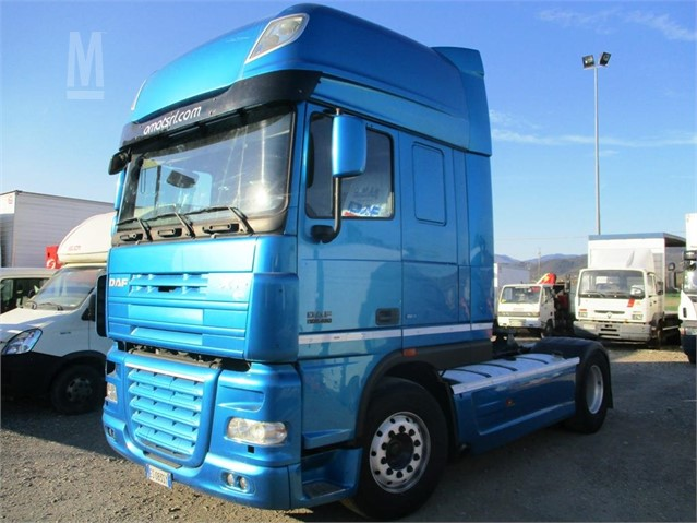 2013 DAF XF105 460 For Sale In Terontola, AR Italy