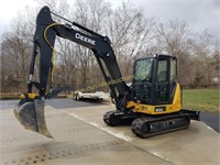 2019 Spring Columbus Heavy Equipment Truck & Trailer Auction