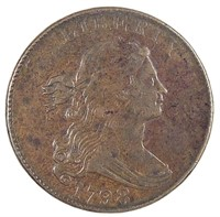 Online Rare Coin & Currency Auction #39