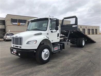 FREIGHTLINER BUSINESS CLASS M2 106 Roll-Off For Sale - 12